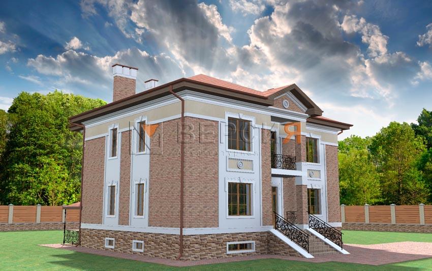 проект частный дом