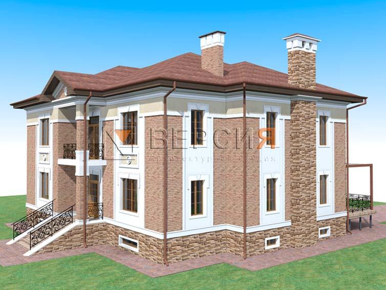 частный дом проект