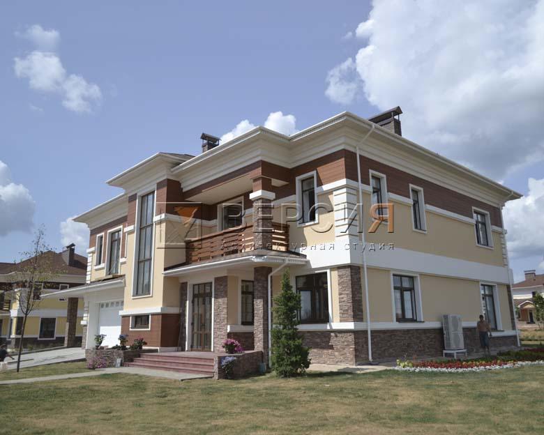 Дом проект новая