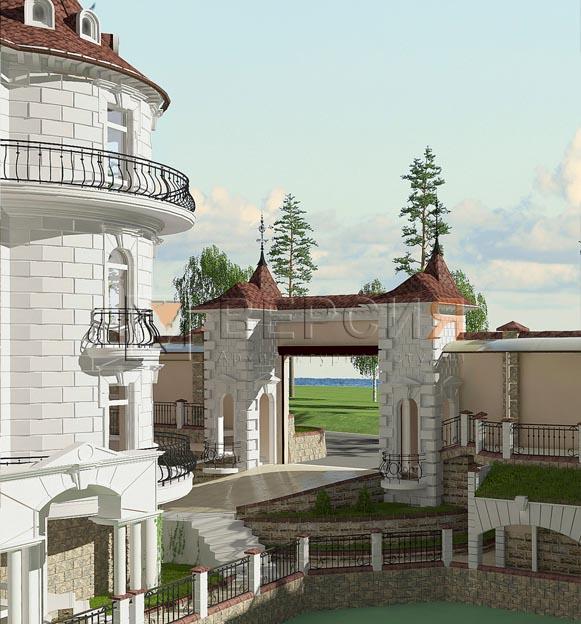 дом частный проект