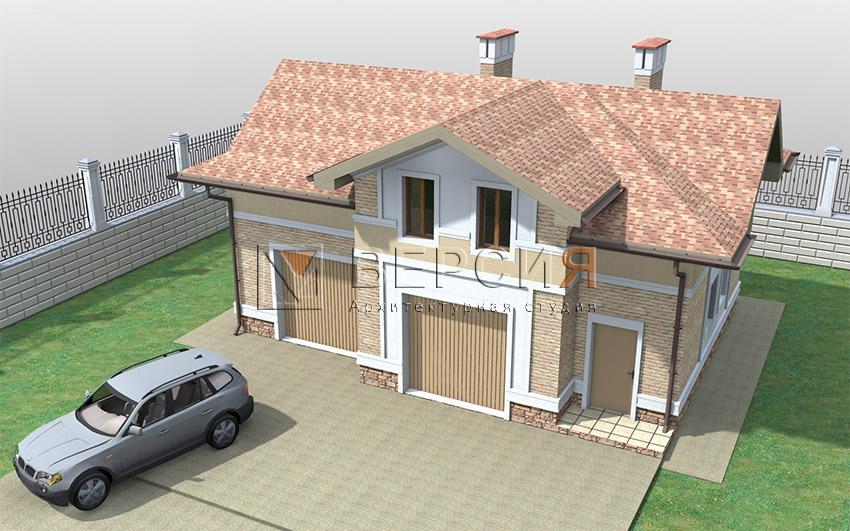 индивидуальный дом проект