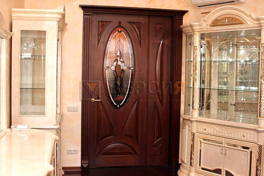 3 двери
