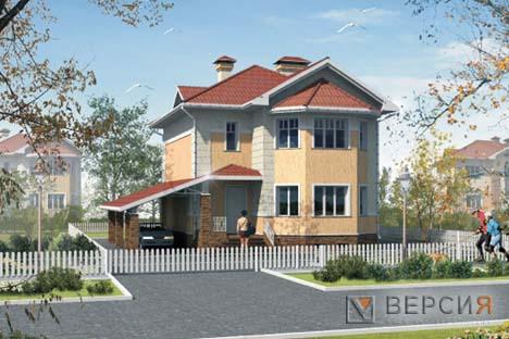 проекты готовых домов 129м2