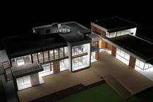 проект комплекса построек