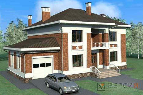 проект готового дома