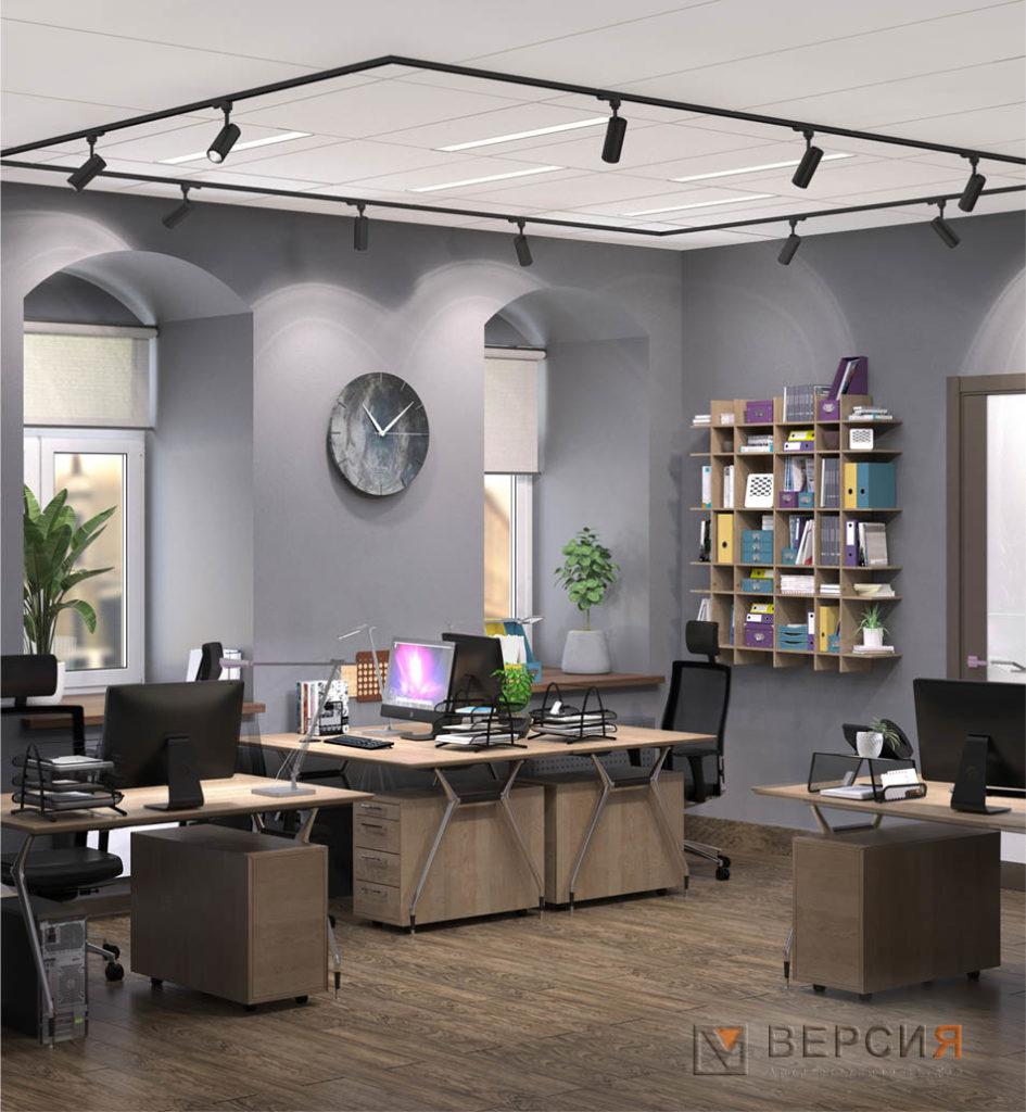 проект современного офиса