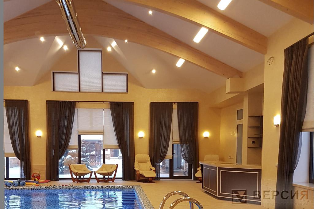 бассейн дизайн