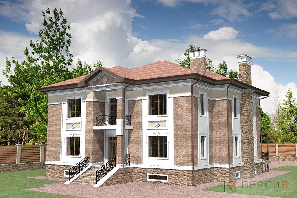 жилой дом проект