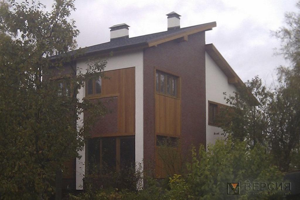 дом современный стиль