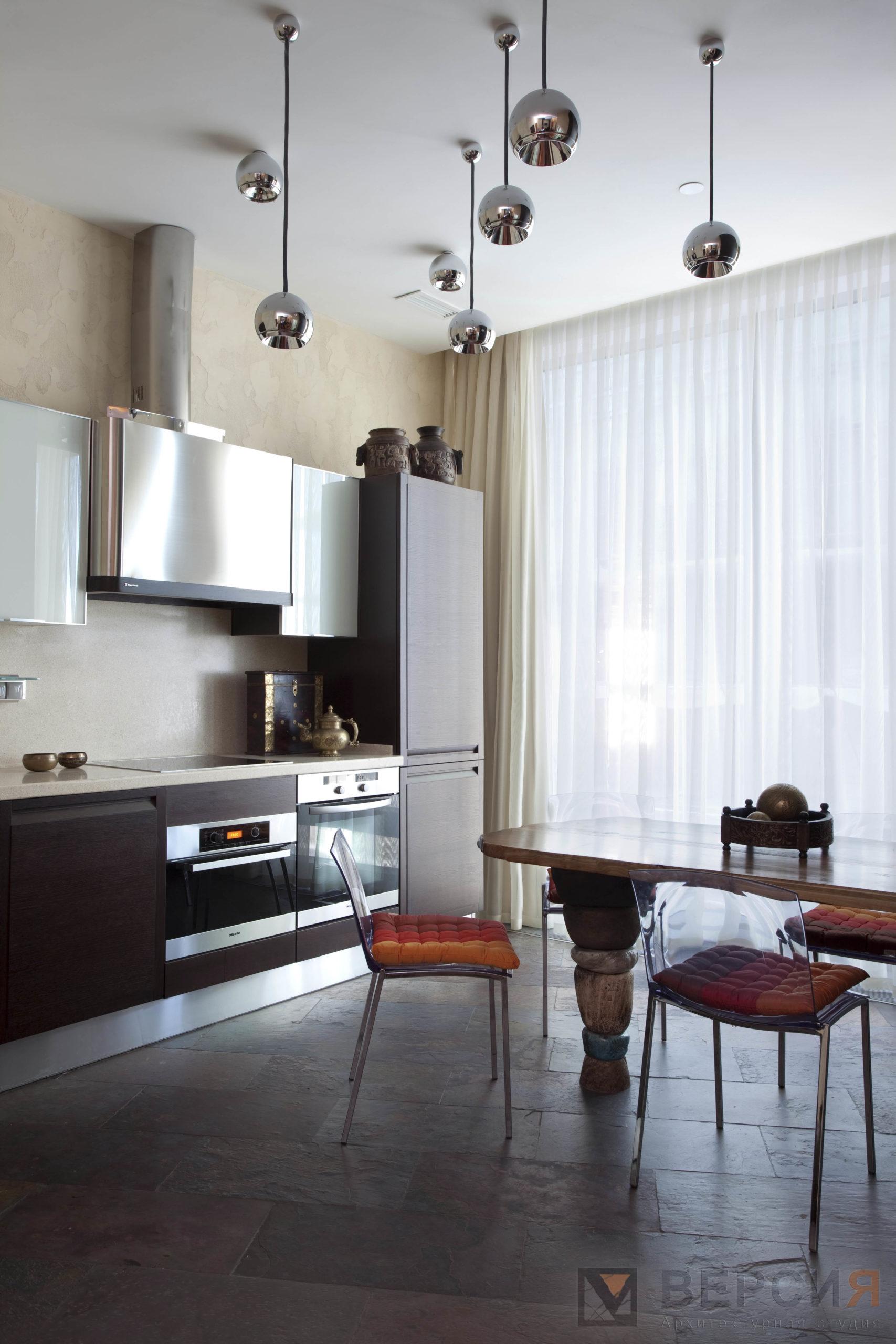 кухня дизайн интерьера