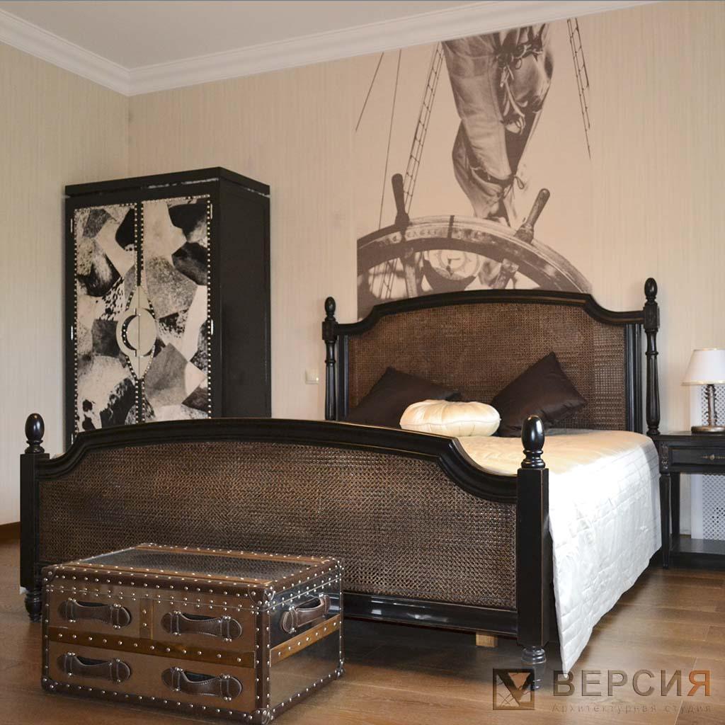 дизайн спальни мальчика